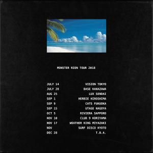MRN tour 2018 flyer -